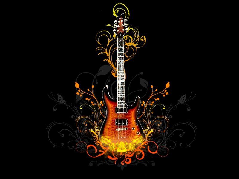 Фото гитар